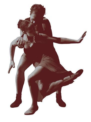 BalletX dancers Rosalia Chann and Matthew Neenan