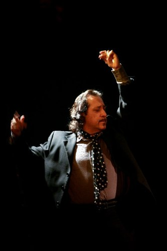 Pasion Flamenca's Jorge Navarro in 'The Last Drop of Water'