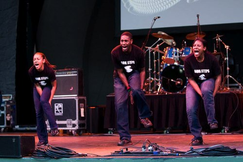 Soul Steps at Celebrate Brooklyn 2008