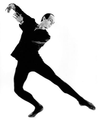 Jose Limon in 'Concerto Grosso'; date unknown