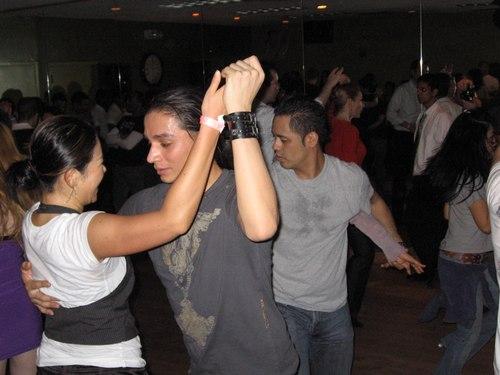 Fun times at You Should Be Dancing