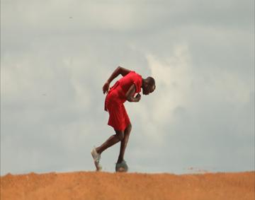 Nora Chipaumire in'Nora' Directed by Alla Kovgan and David Hinton, USA/Zimbabwe/Mozambique/UK, 2008; 35m EMPAC