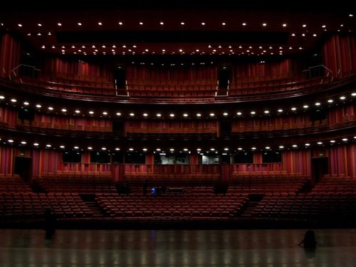 Theater at National Centre for the Performing Arts