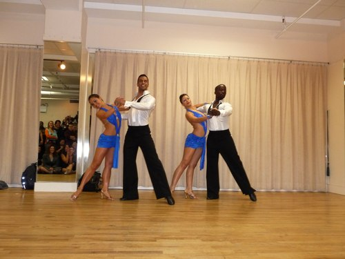 The Repertory Dancers