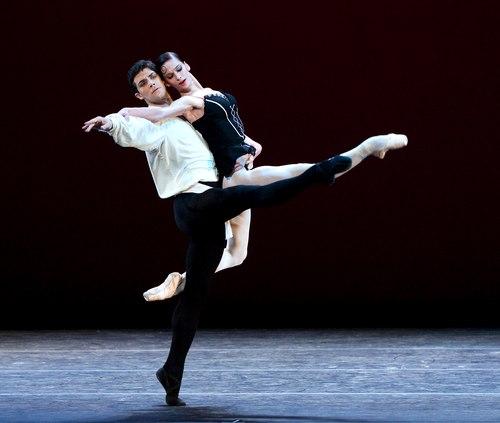 Roland Petit version of 'Carmen' with Roberto Bolle (La Scala Ballet) and Paulina Semionova (Berlin State Opera)