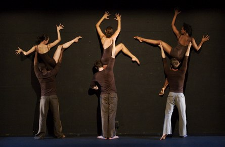 Serge Desroches Jr., Alexandra Gonzalez, Ming-Hwa Yeh, Rachel McSween, Milan Misko, and Ted Thomas in Neveah