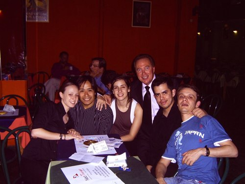 Tango Staff in BA