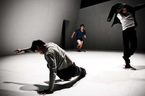 Bones, presented by Horse, a collaborative dance company