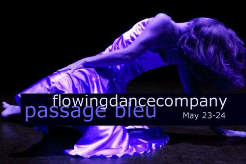 flowingdancecompany poster