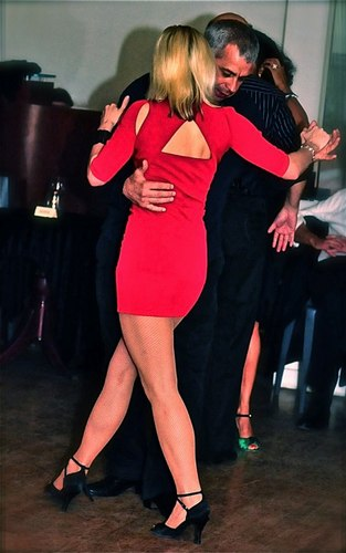 Argentine Tango at the Armenonville Party at DanceSport