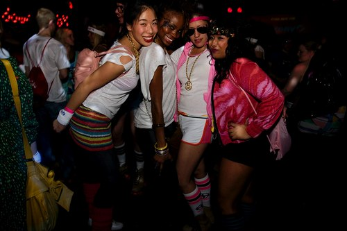 Dressing with Style at the Down & Derby Roller Disco
