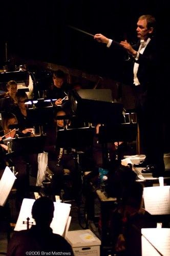 Conductor John Stubbs