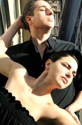 Rebecca Stenn and Ben Munisteri