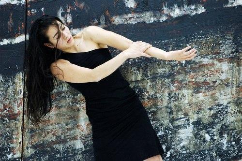 Satchie Noro of Compagnie Carlotta Sagna
