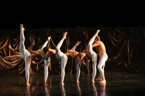 Merce Cunningham Dance Company in Sounddance