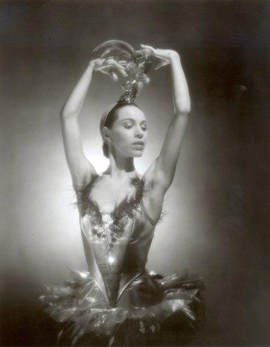 Maria Tallchief in The Firebird