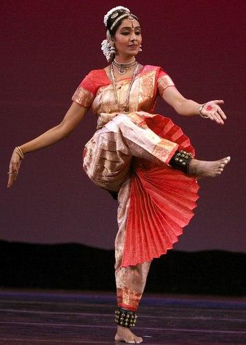 Ramya Ramnarayan in THILLANA Courtesy MasalaJunction.com & IAAC