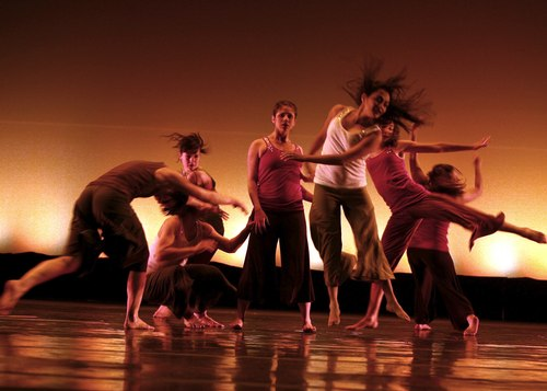 Maria Colaco Dance in …TWO, THREE, FOUR Courtesy MasalaJunction.com & IAAC